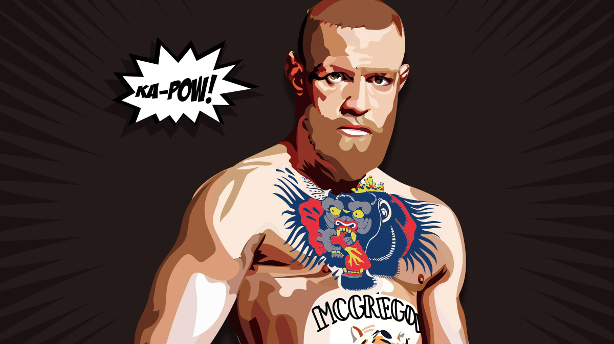 Connor McGregor (MMA)